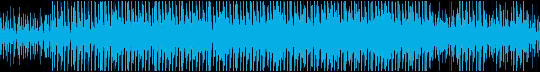 【ループ】チュートリアル/デジタル/未来の再生済みの波形