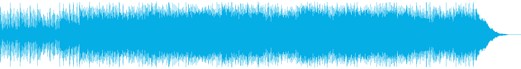【ドラム・ベース抜き】映像BGMに最適…の再生済みの波形
