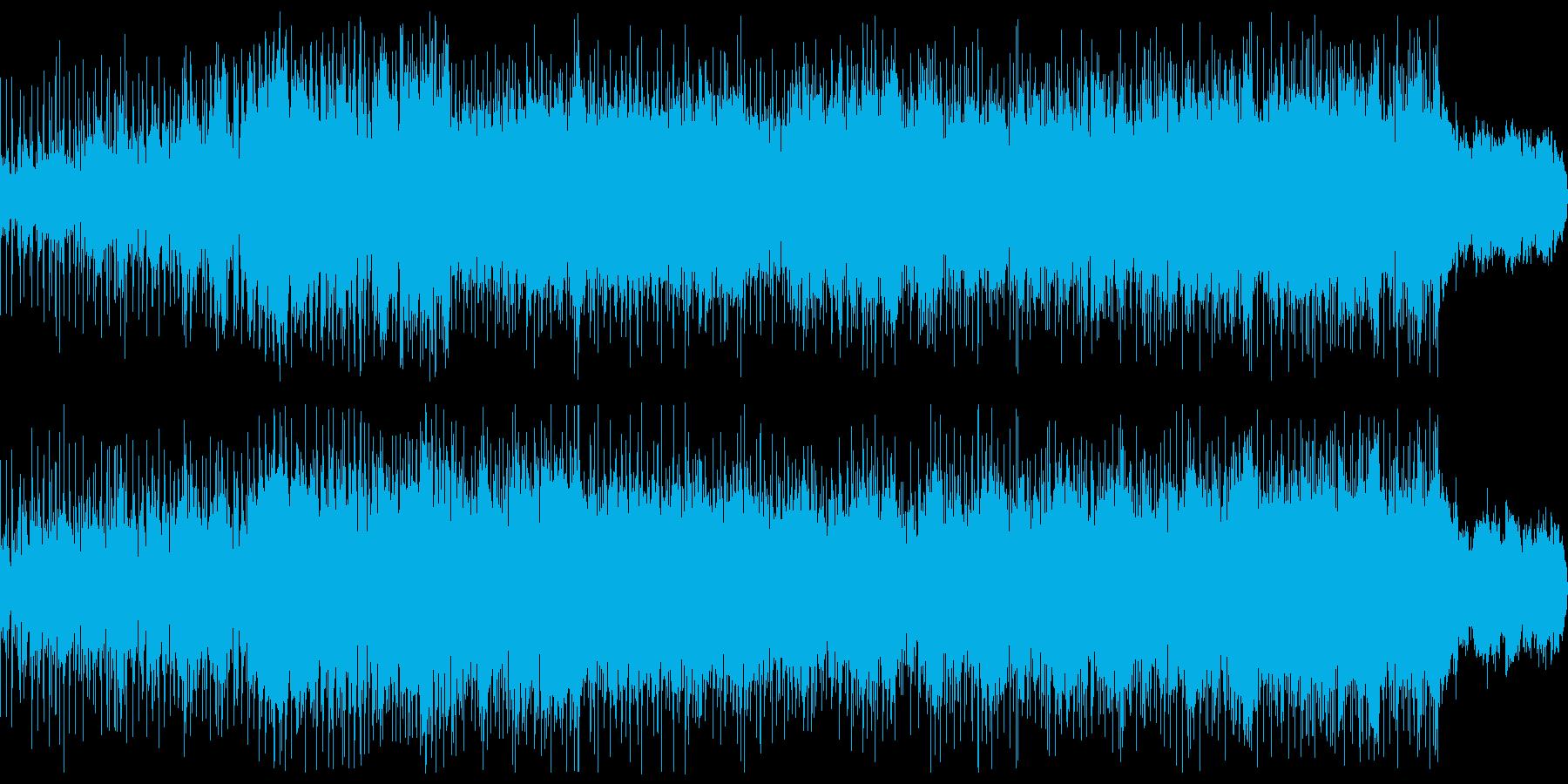 RPGのバトル_変拍子_民族楽器_ロックの再生済みの波形