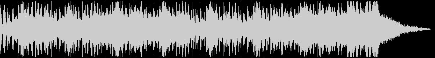 オシャ4つ打ち、スタイリッシュ雰囲気系5の未再生の波形