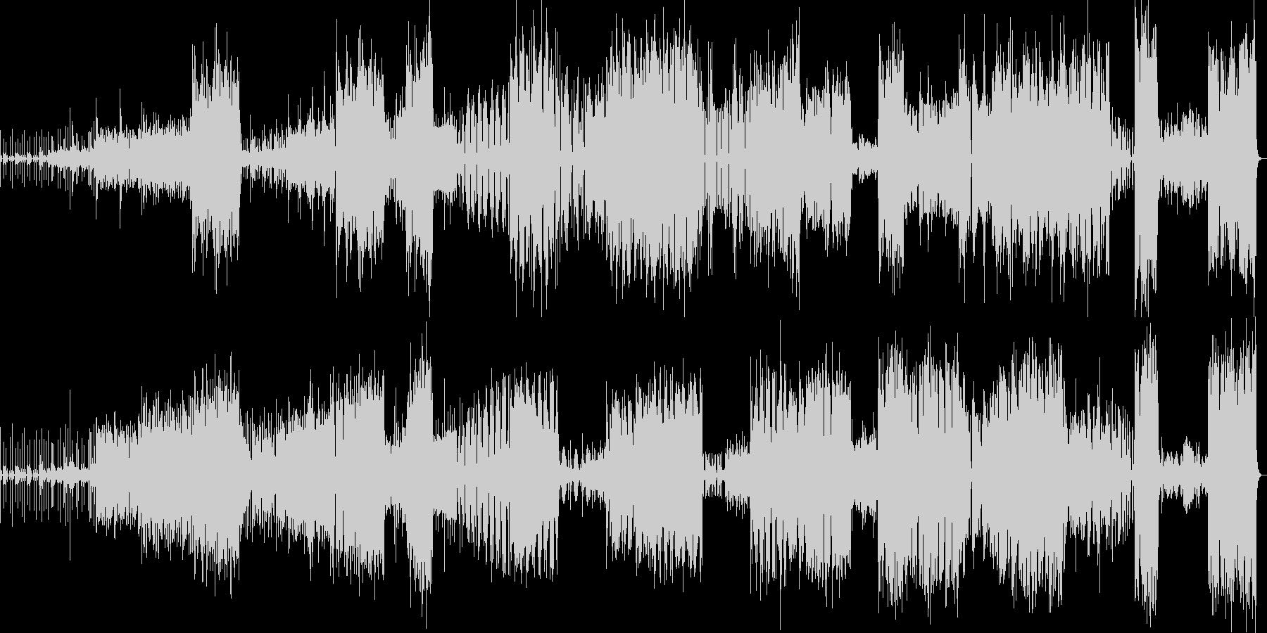 アイリッシュ風な曲(3曲メドレー)の未再生の波形