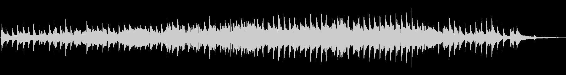 ノスタルジックな雰囲気の曲です_02の未再生の波形