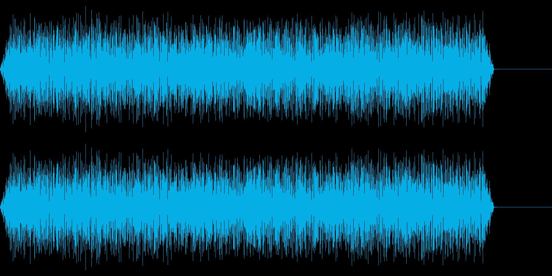 ゴォー ゴボボボ 爆発 破壊の再生済みの波形
