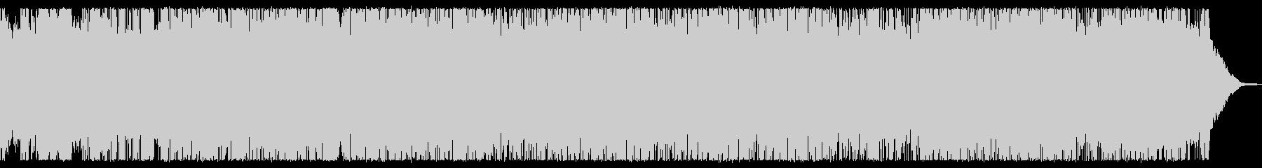 メタル・ギターインスト クラシカルの未再生の波形