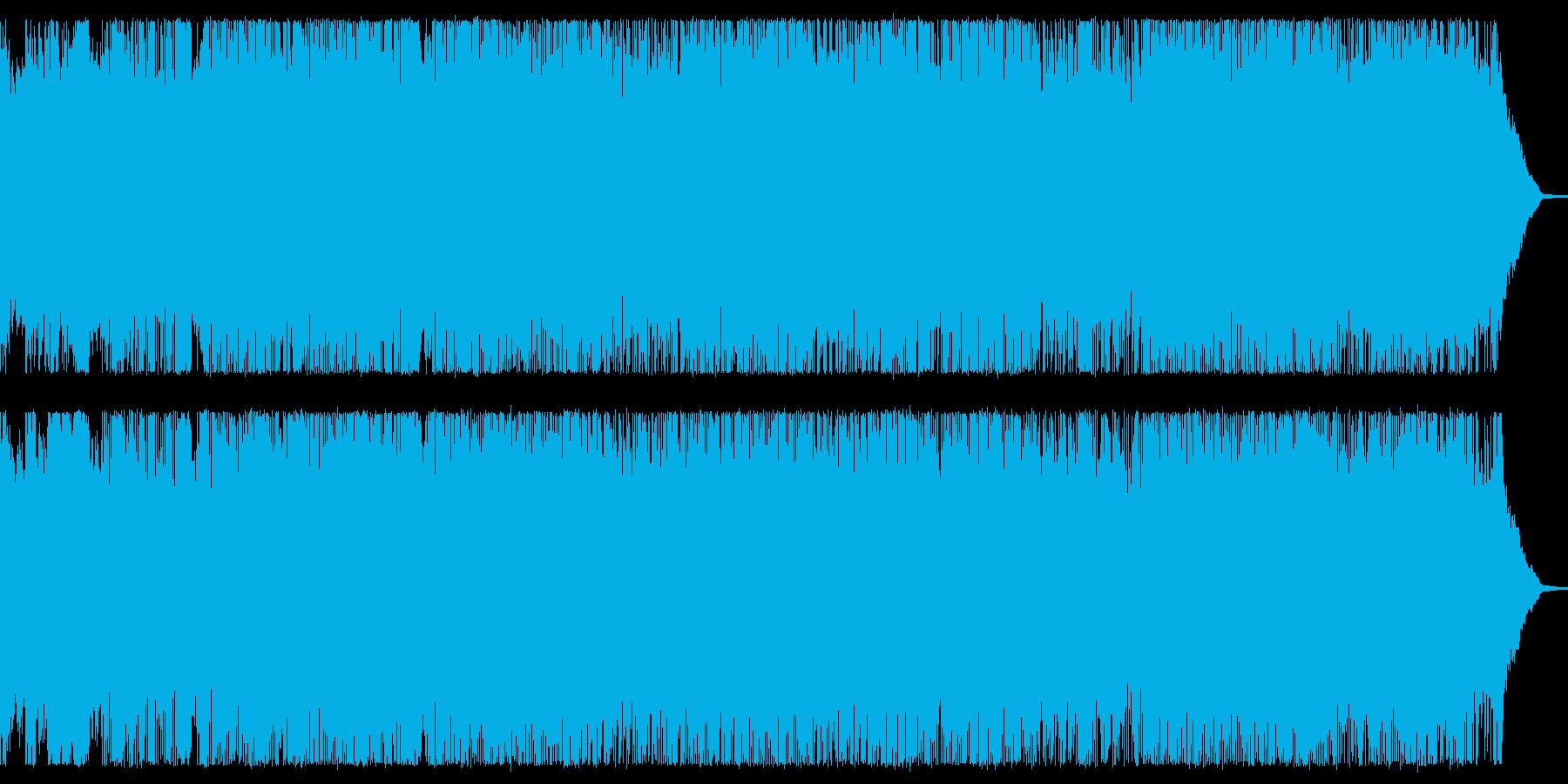 メタル・ギターインスト クラシカルの再生済みの波形