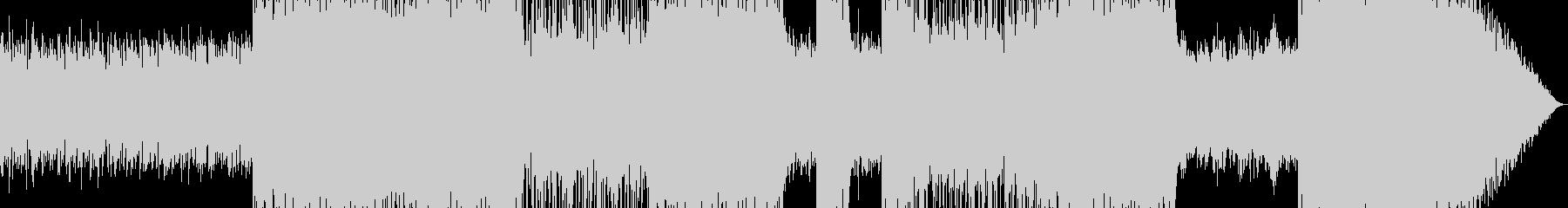 Aphex Twin ドラムンベースの未再生の波形