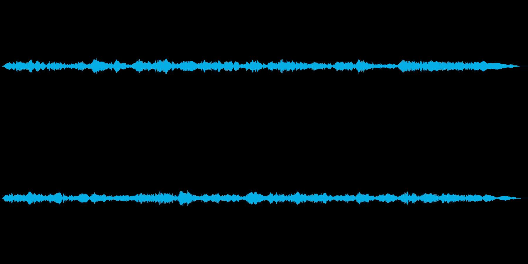 (メヌエット)の再生済みの波形