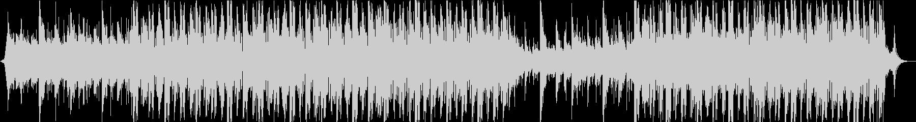 アコギシンセはるか長い旅をイメージした曲の未再生の波形