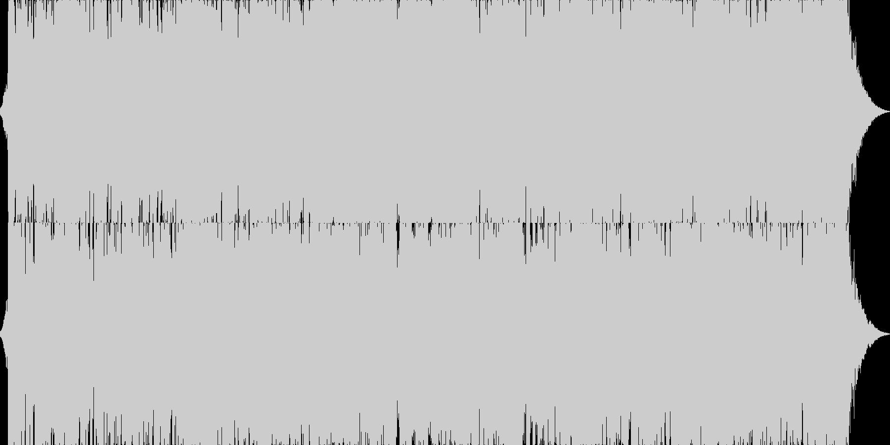 映画・ゲーム用バトルBGM20の未再生の波形