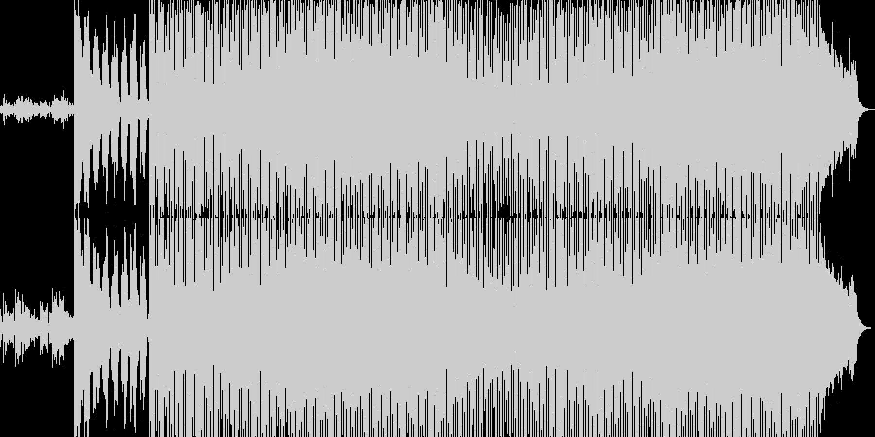 EDMクラブ系ダンスミュージック-87の未再生の波形