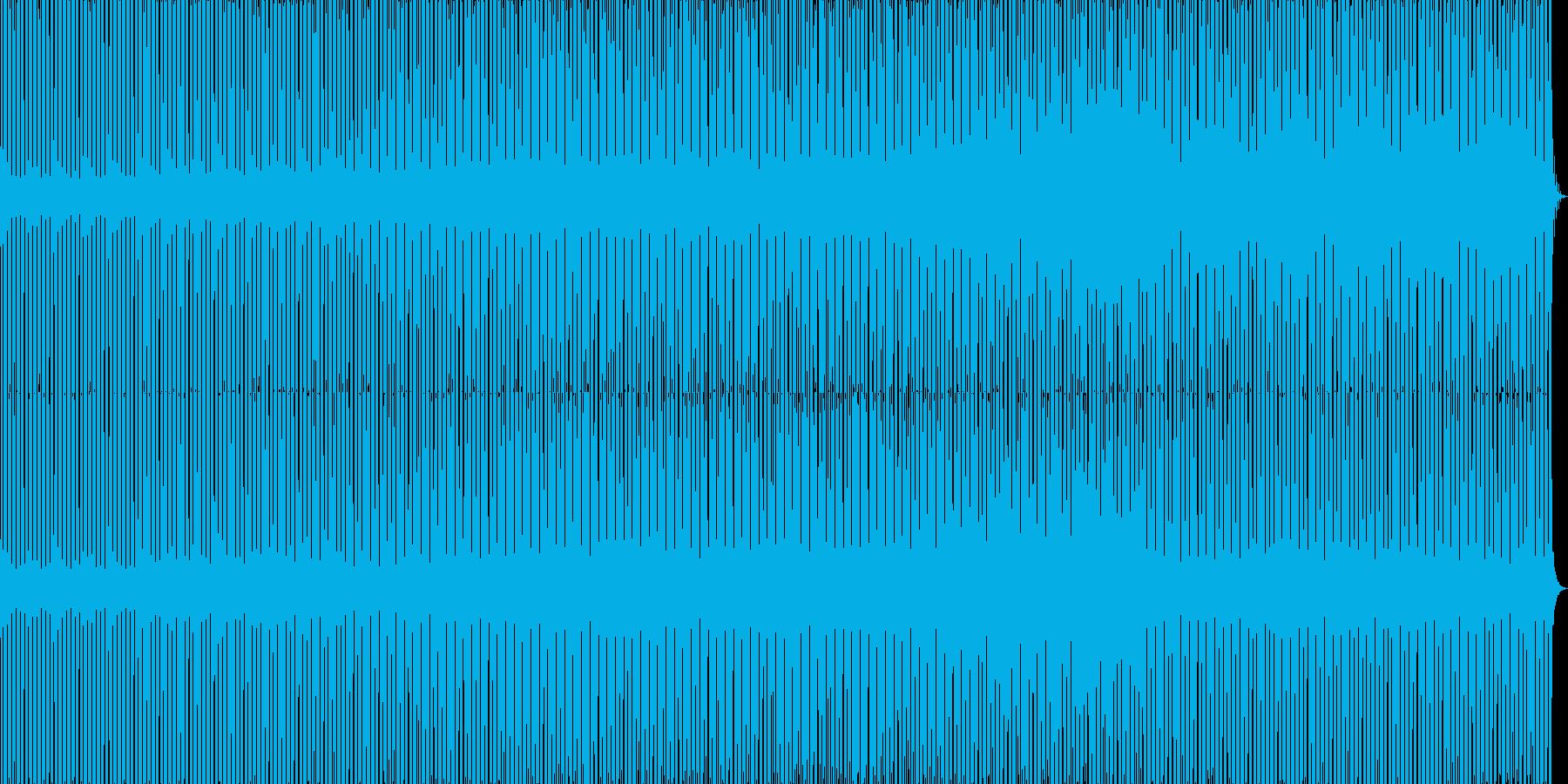 ループしながら進行する運命の再生済みの波形