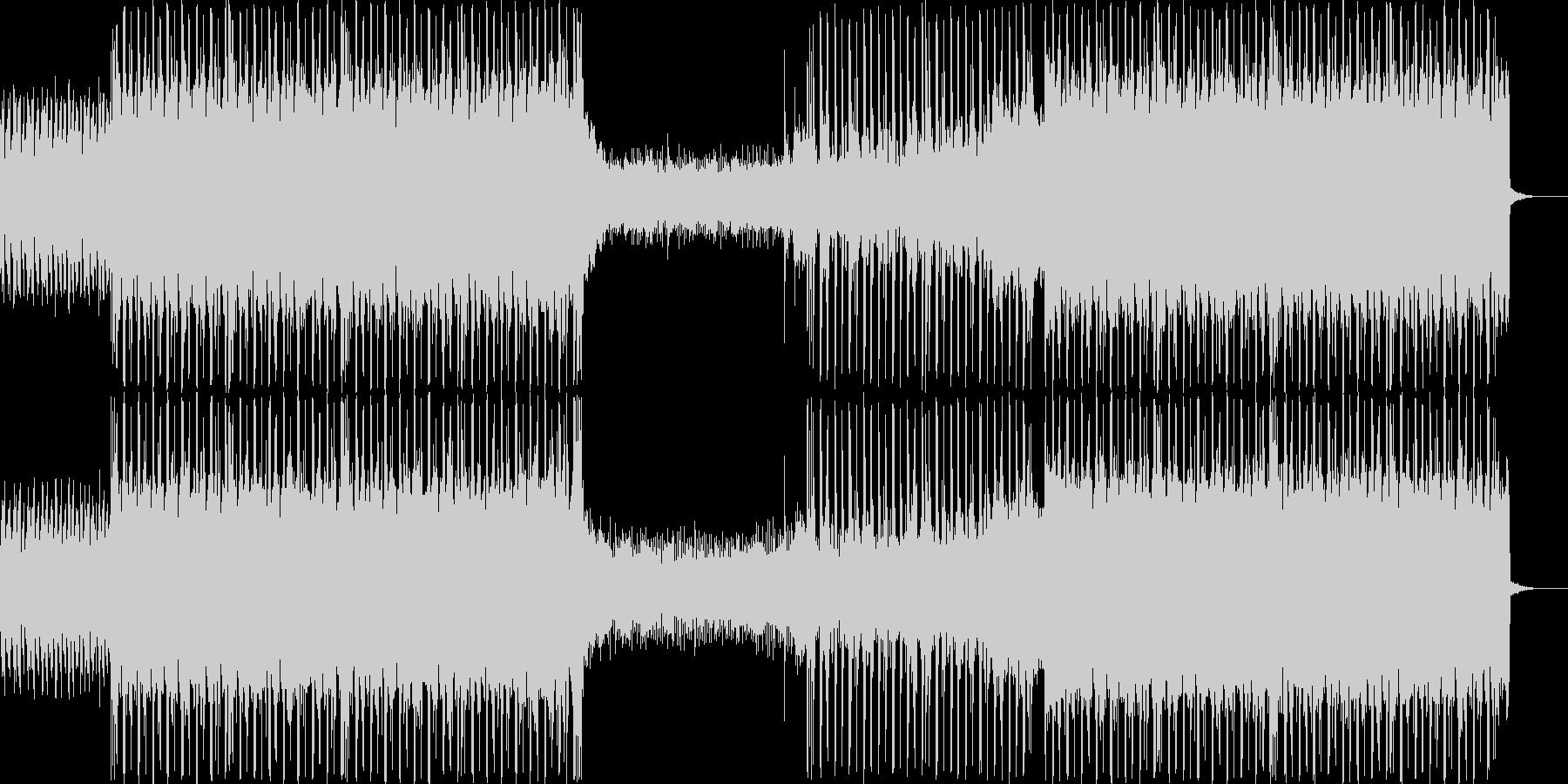 #ハード #エレクトロ #ヒップホップの未再生の波形