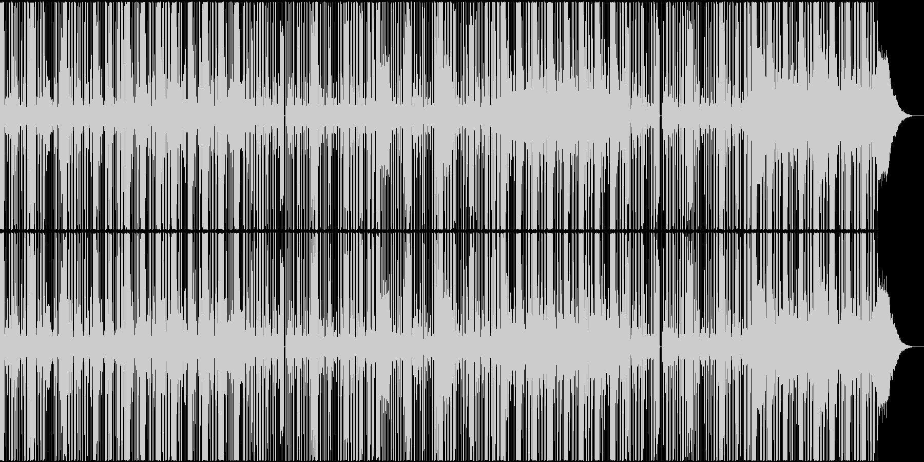 HIPHOP R&B ニューヨーク90sの未再生の波形