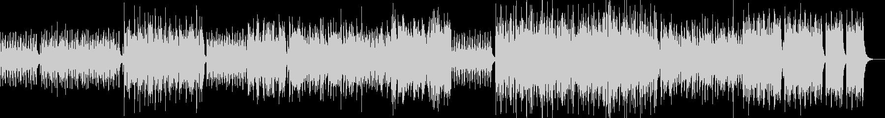 グリーン・スリーブスジャズチェロpizzの未再生の波形