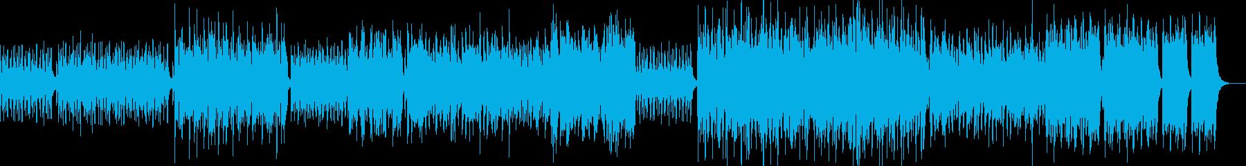 グリーン・スリーブスジャズチェロpizzの再生済みの波形