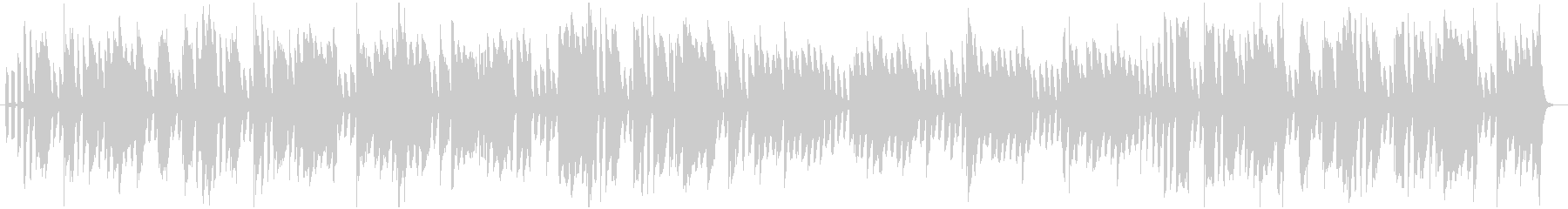 リコーダーメインの日常ほのぼの系ですの未再生の波形
