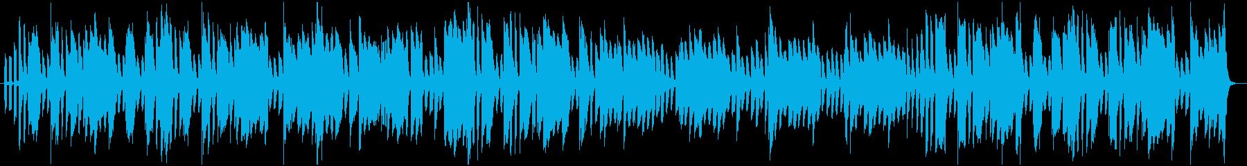 リコーダーメインの日常ほのぼの系ですの再生済みの波形