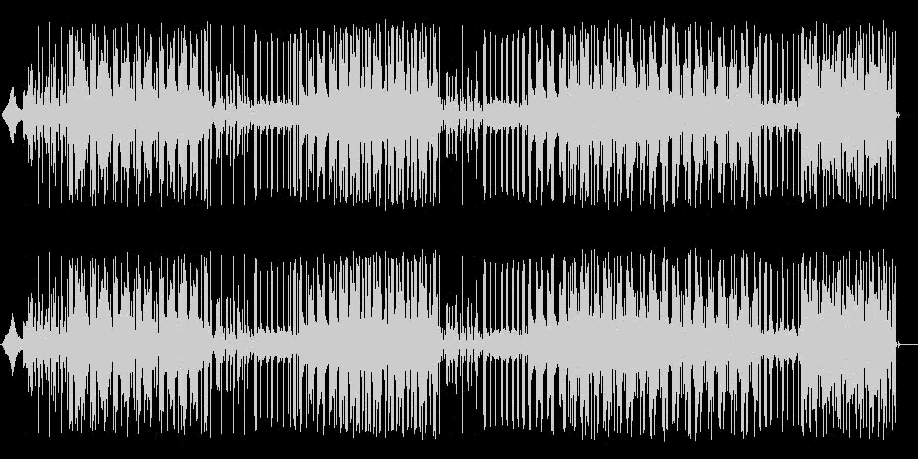 砂漠の風景をイメージ/Inst/Beatの未再生の波形