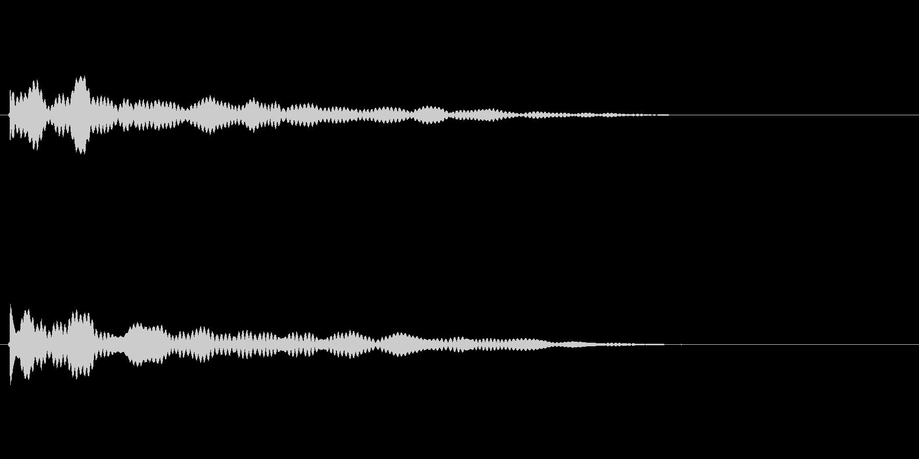 キラキラ系_103の未再生の波形