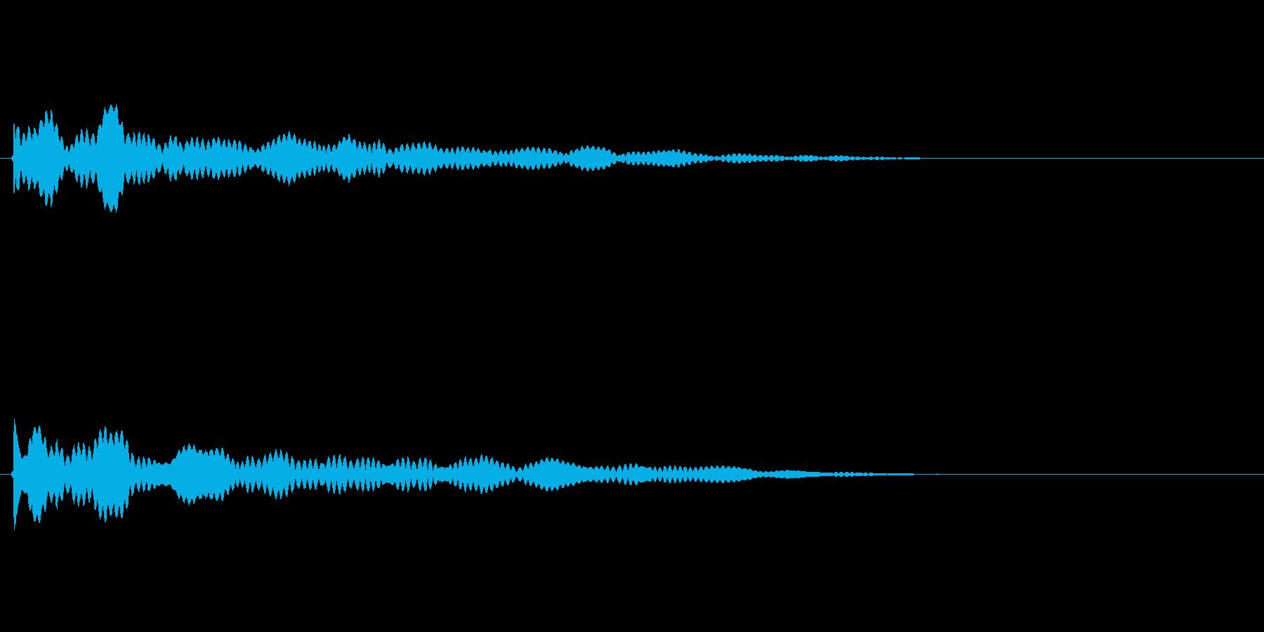 キラキラ系_103の再生済みの波形