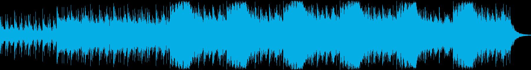 サスペンス映画などに合うBGMです。の再生済みの波形