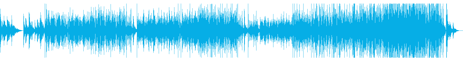 お洒落なピアノの本格的生演奏北欧ジャズの再生済みの波形