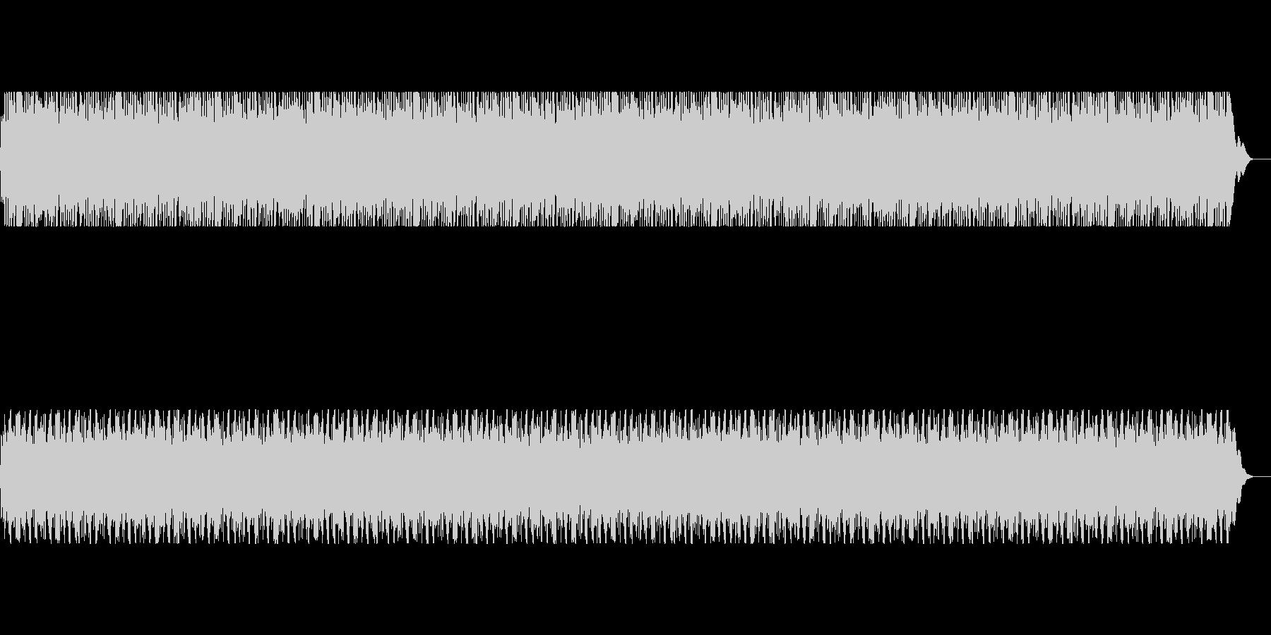 【サイレン01-2】の未再生の波形