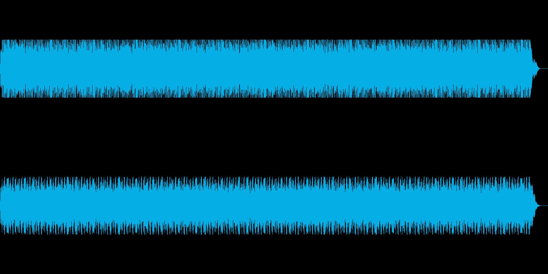【サイレン01-2】の再生済みの波形