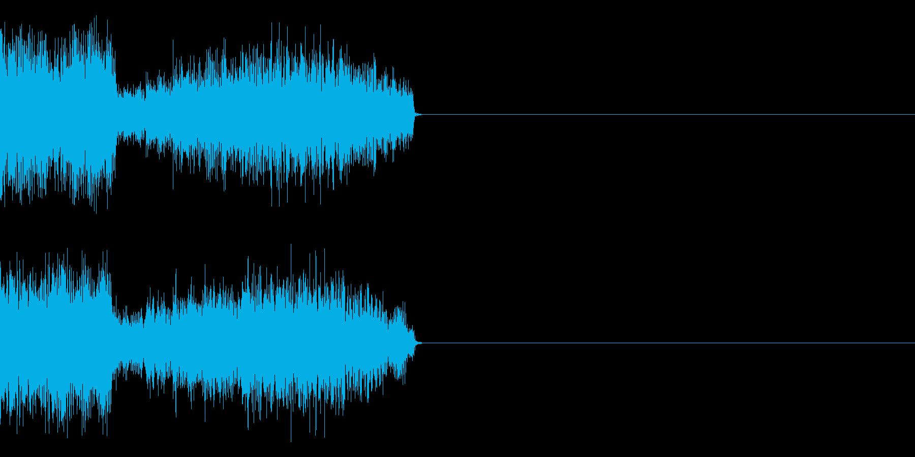 ロボ、SFの再生済みの波形