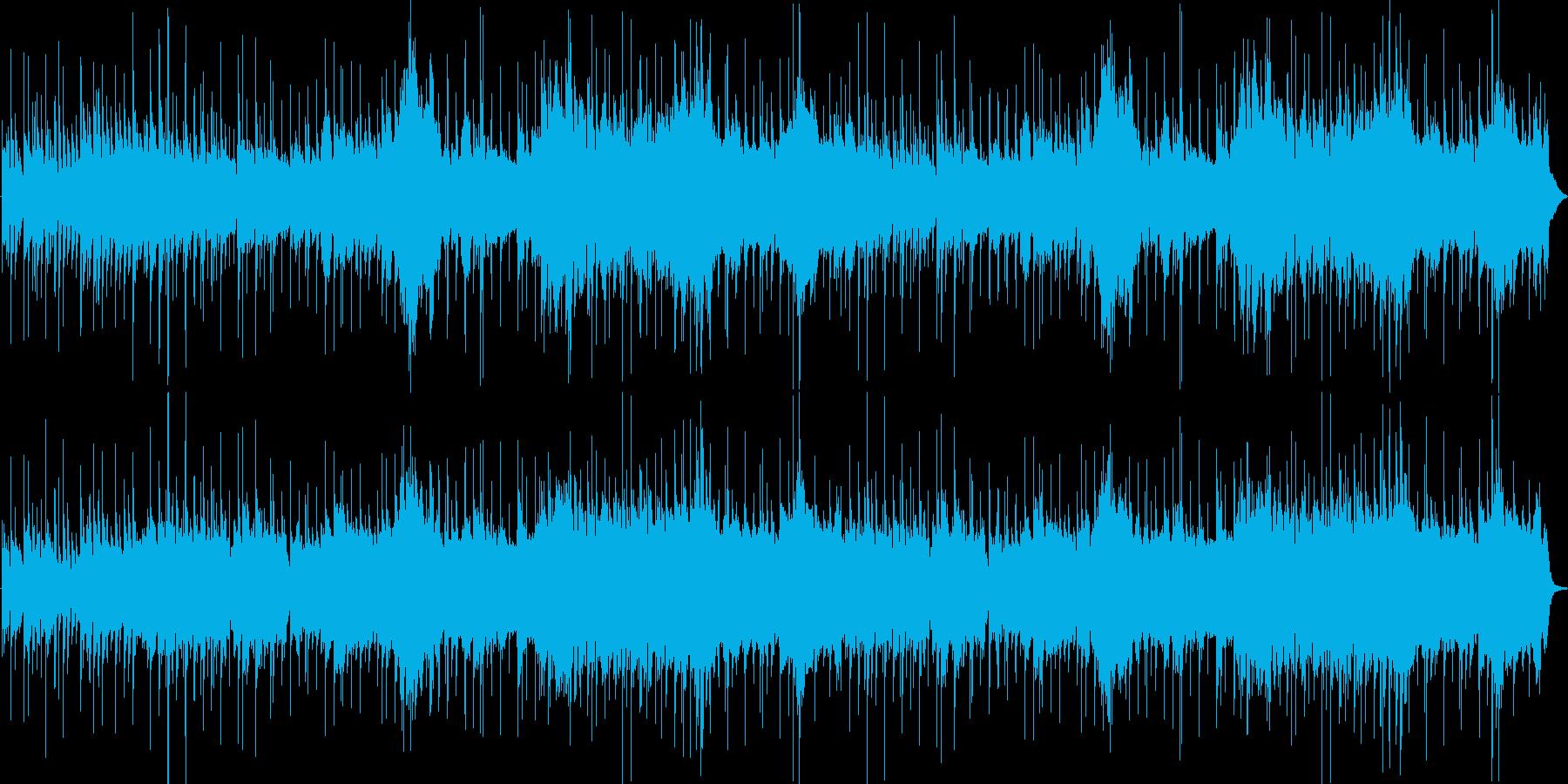 演歌風 朝日丸、男の荒波の再生済みの波形