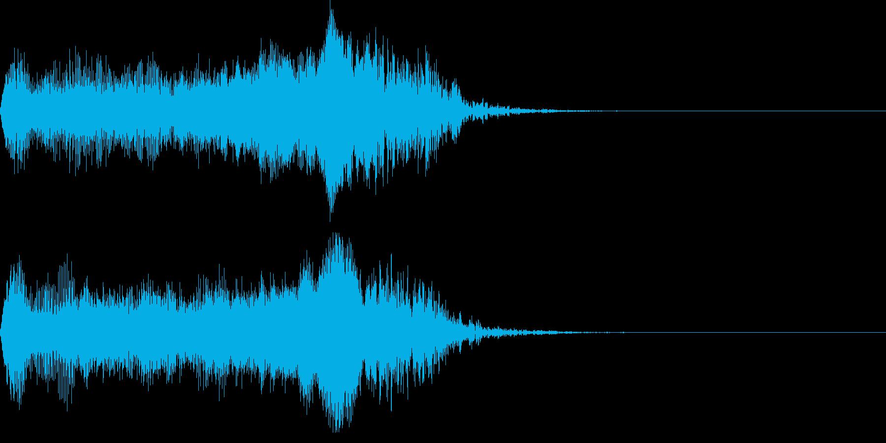 車/エンジン音/アクセル音に最適!01の再生済みの波形