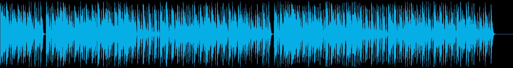 午後のティータイムにの再生済みの波形