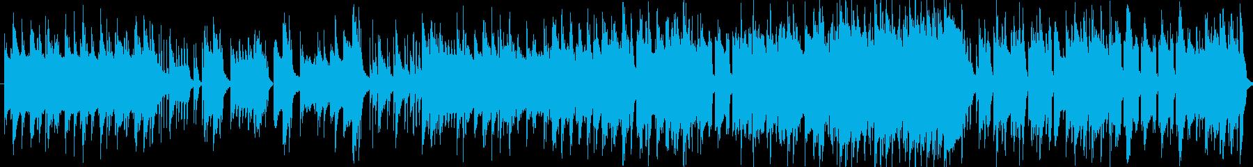 小粋なジャズ・AOの再生済みの波形