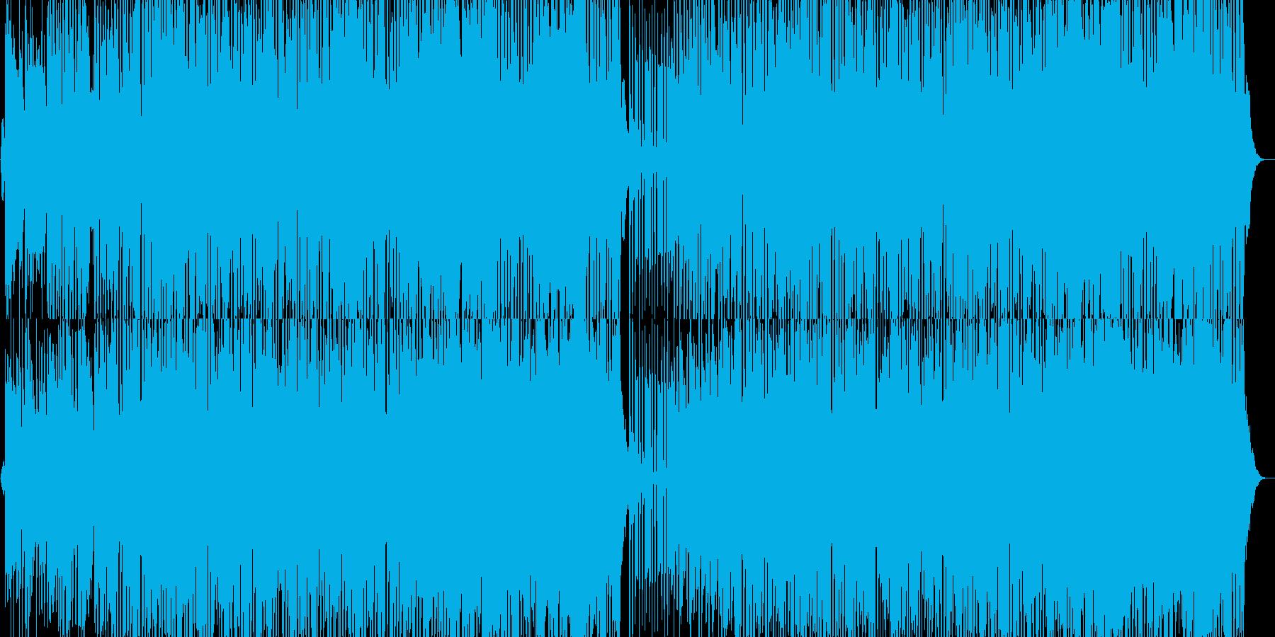 明るく陽気なモータウンの再生済みの波形