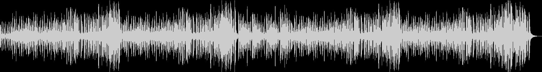 ピアノソロ/明るい/楽しい/ラグタイムの未再生の波形
