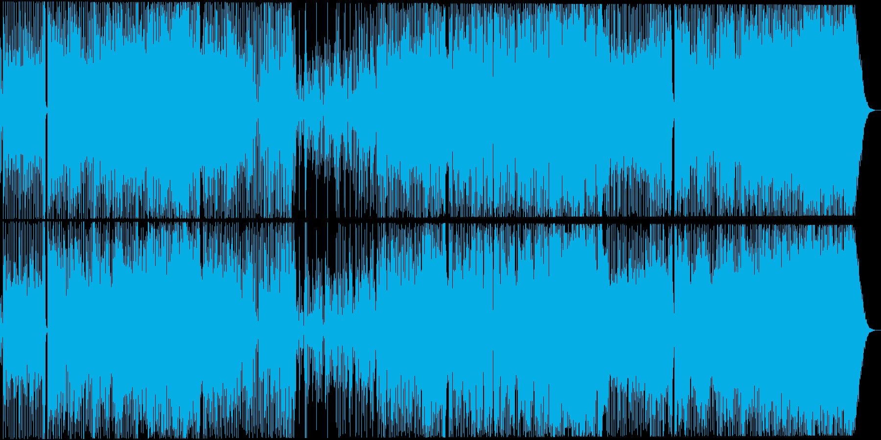 Bob Mintzerフィーチャー曲!の再生済みの波形