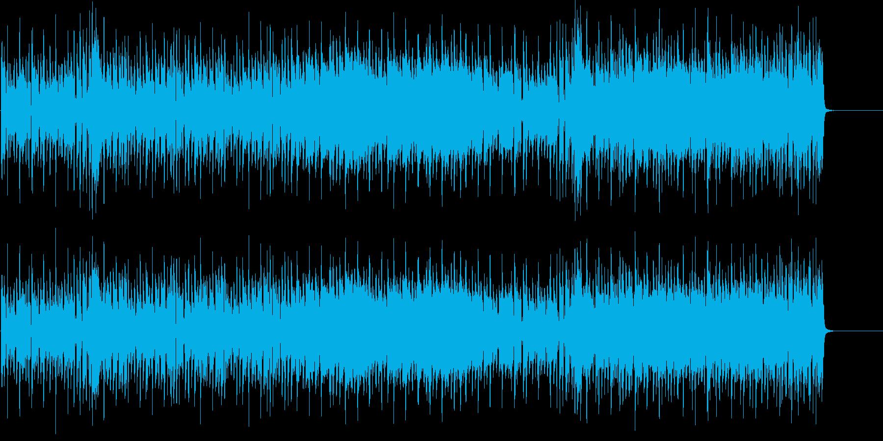 ディスコ あやしい 流行 忙しい 淡々の再生済みの波形