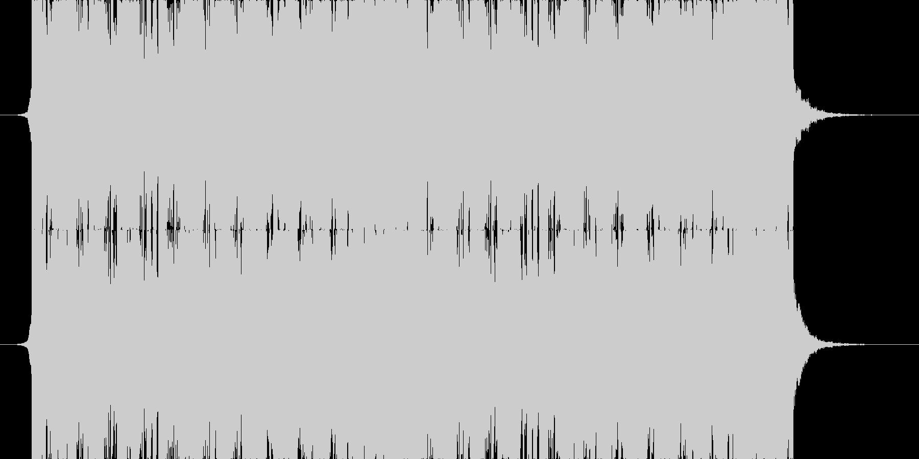 Future Cat / エレクトロの未再生の波形