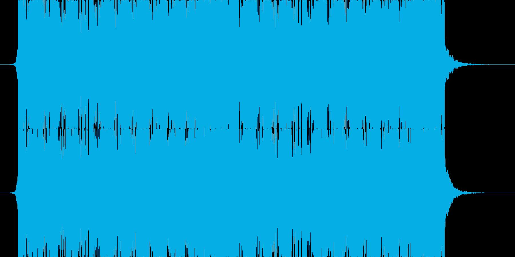 Future Cat / エレクトロの再生済みの波形