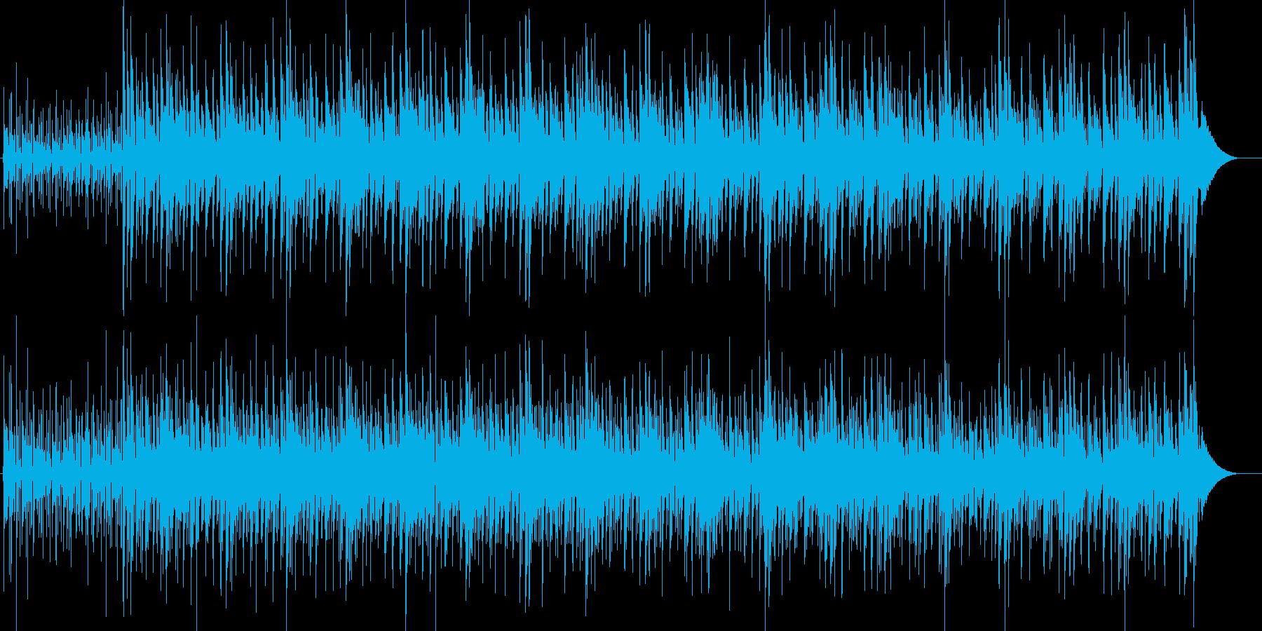 不良のアコギファンクブルース やさぐれの再生済みの波形