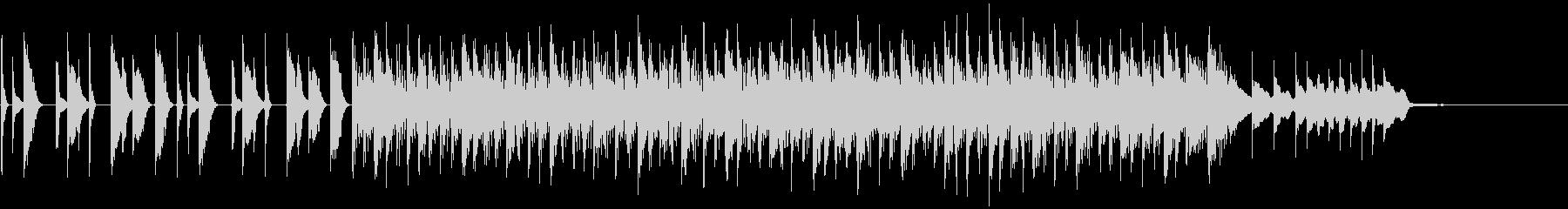 デジタル機器CF、ジングル、ロゴ用の未再生の波形