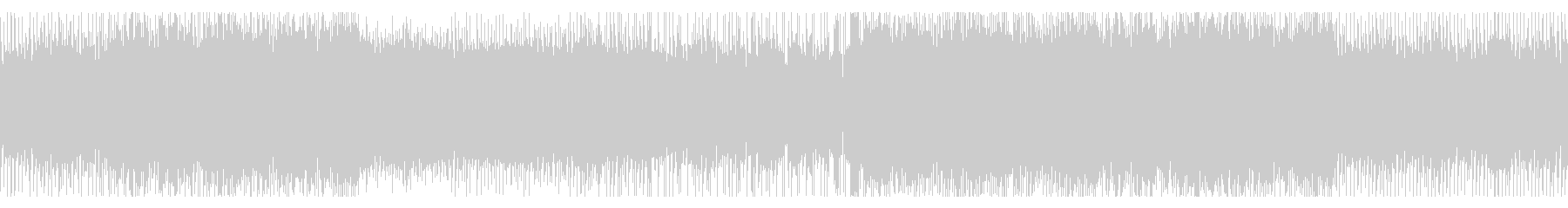 ピアノ/EDM/ゲーム・映像等のBGMにの未再生の波形