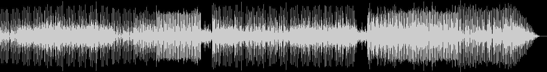 ダンサンブルでクールなエレクトロの未再生の波形