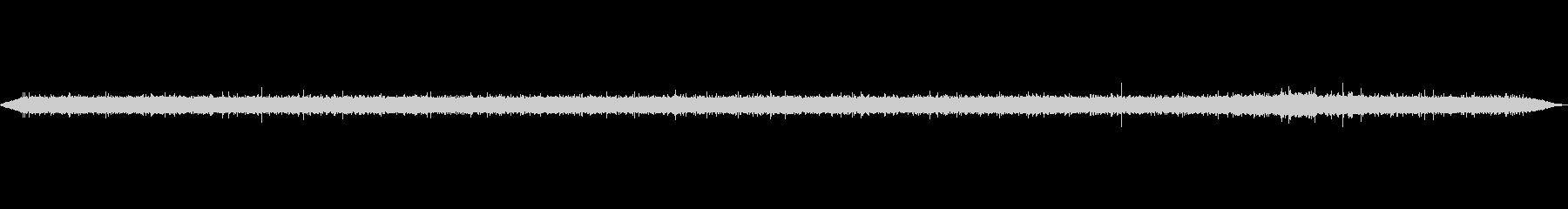【自然音】せせらぎ01(美保関)の未再生の波形