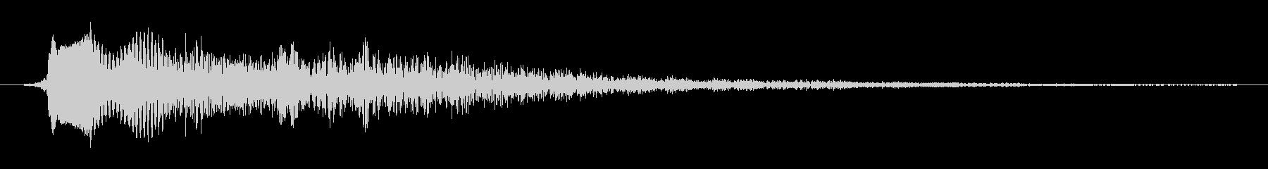 上昇_パワーアップ系_04の未再生の波形