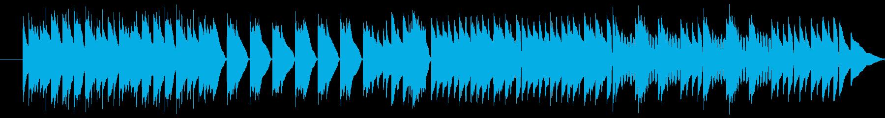 シンプルなピアノの曲です。宜しくお願い…の再生済みの波形