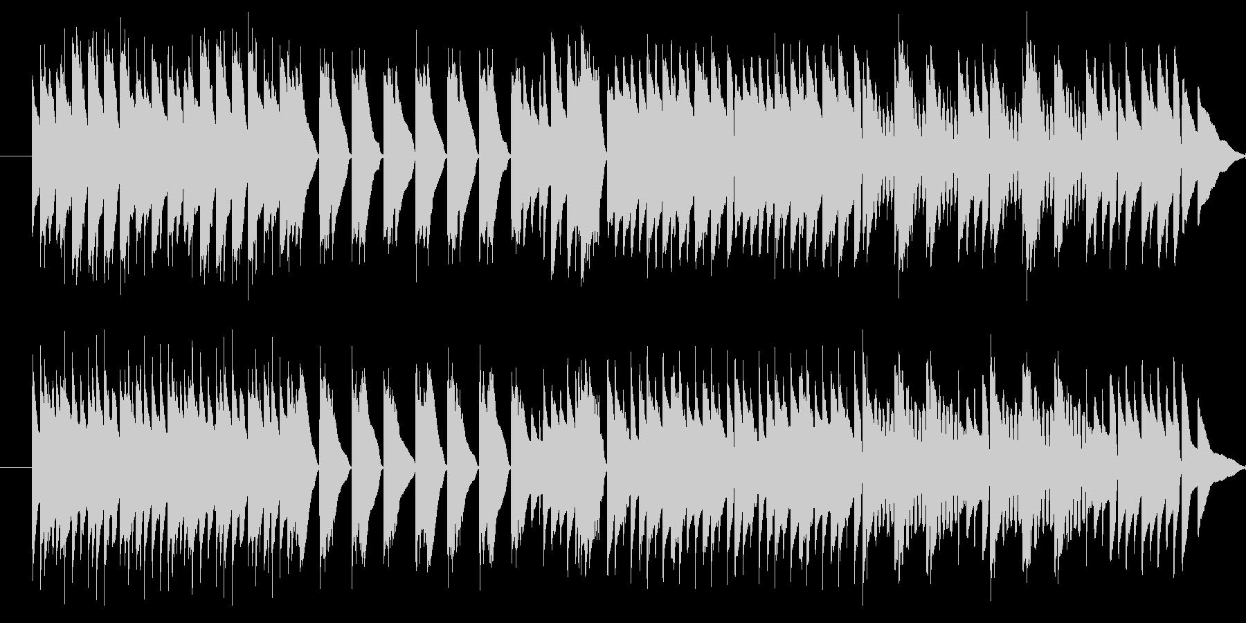 シンプルなピアノの曲です。宜しくお願い…の未再生の波形