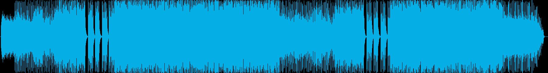 『あけがた、又は、よあけ』のイメージ…の再生済みの波形