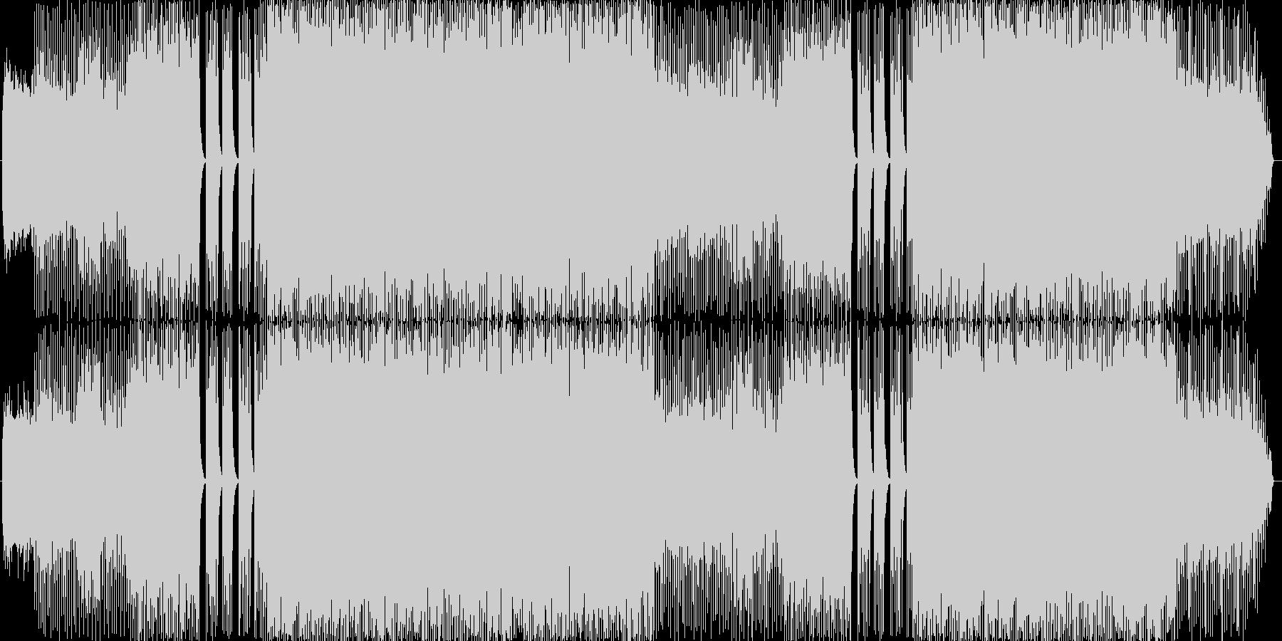 『あけがた、又は、よあけ』のイメージ…の未再生の波形