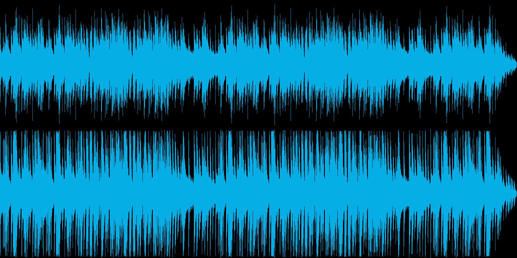 切ない悲しい雰囲気のピアノ曲です。の再生済みの波形